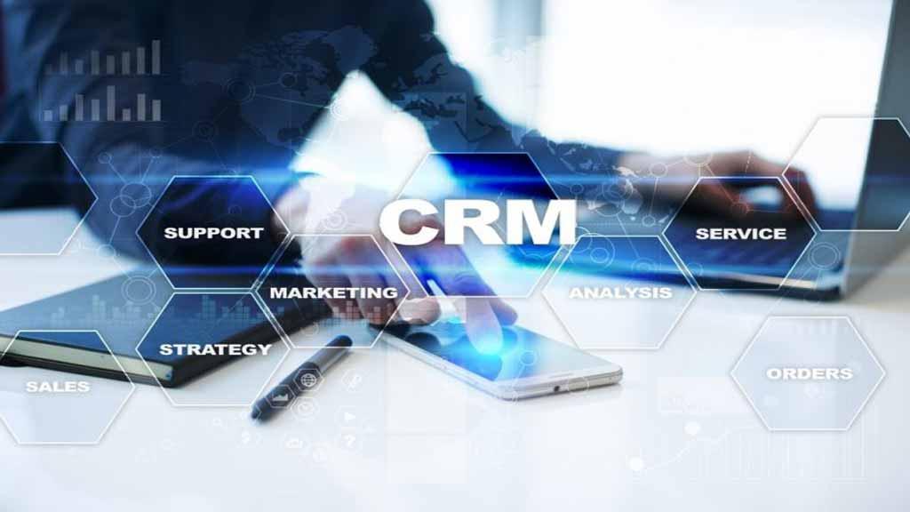 سامانه ارتباط با مشتریان CRM