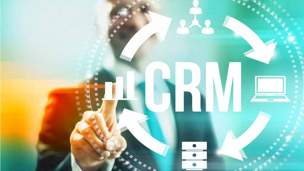 سرمایه گذاری در CRM